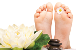About Reflexology. feet